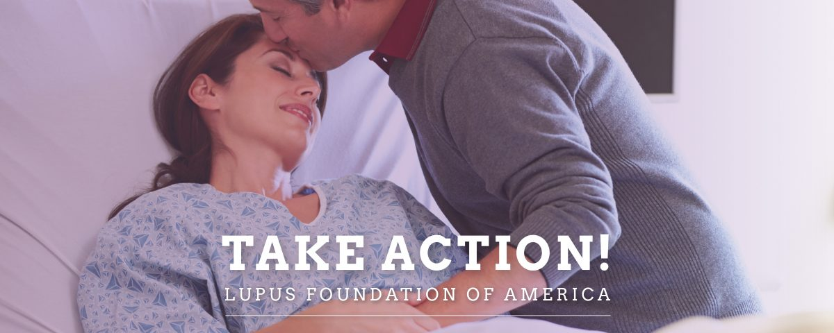 Take action and help us find a cure for Lupus.